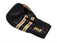 RDX Boxerské rukavice S7 Bazooka - černá