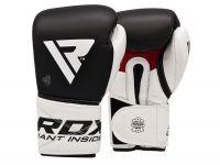 RDX Boxerské rukavice S5 - černá