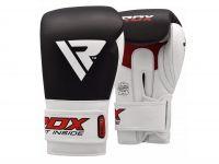 RDX Boxerské rukavice T1 GEL PRO - černá