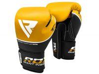 RDX Boxerské rukavice T9 - žlutá