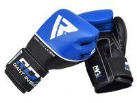 RDX Boxerské rukavice T9 - modrá