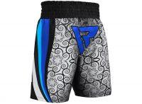 RDX Boxerské trenky Satin R2 - modrá