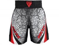RDX Boxerské trenky Satin R1 - červená