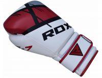 RDX Boxerské rukavice EGO F7 - červená