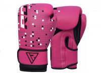 RDX Boxerské rukavice KIDS NEW PINK (4oz)