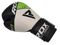 RDX Boxerské rukavice REX F11 - zelená