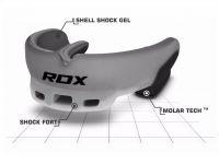 RDX Chrániče zubů - šedá