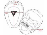 RDX Lapy GEL-T3 ZERO IMPACT