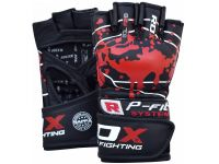 RDX MMA Rukavice F2 BLOOD