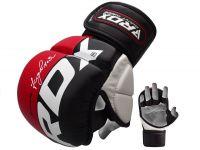 RDX MMA Rukavice REX T6 - červená
