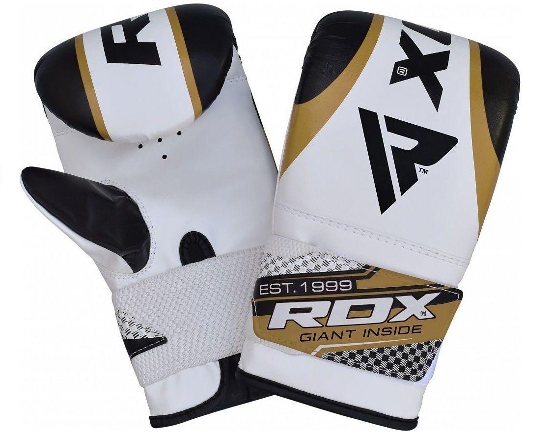 RDX Pytlové rukavice 1G - zlatá