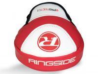 RINGSIDE Lapy Protect G1 Hook & Jab - červená/bílá/černá