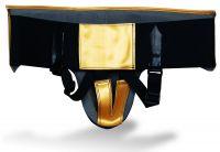 RINGSIDE Suspenzor Pro Fitness (L) - černá metal/zlatá