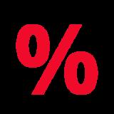 AKCE %