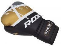 RDX Boxerské rukavice EGO F7 - černá/zlatá