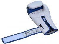 RDX Boxerské rukavice EGO F7 - modrá
