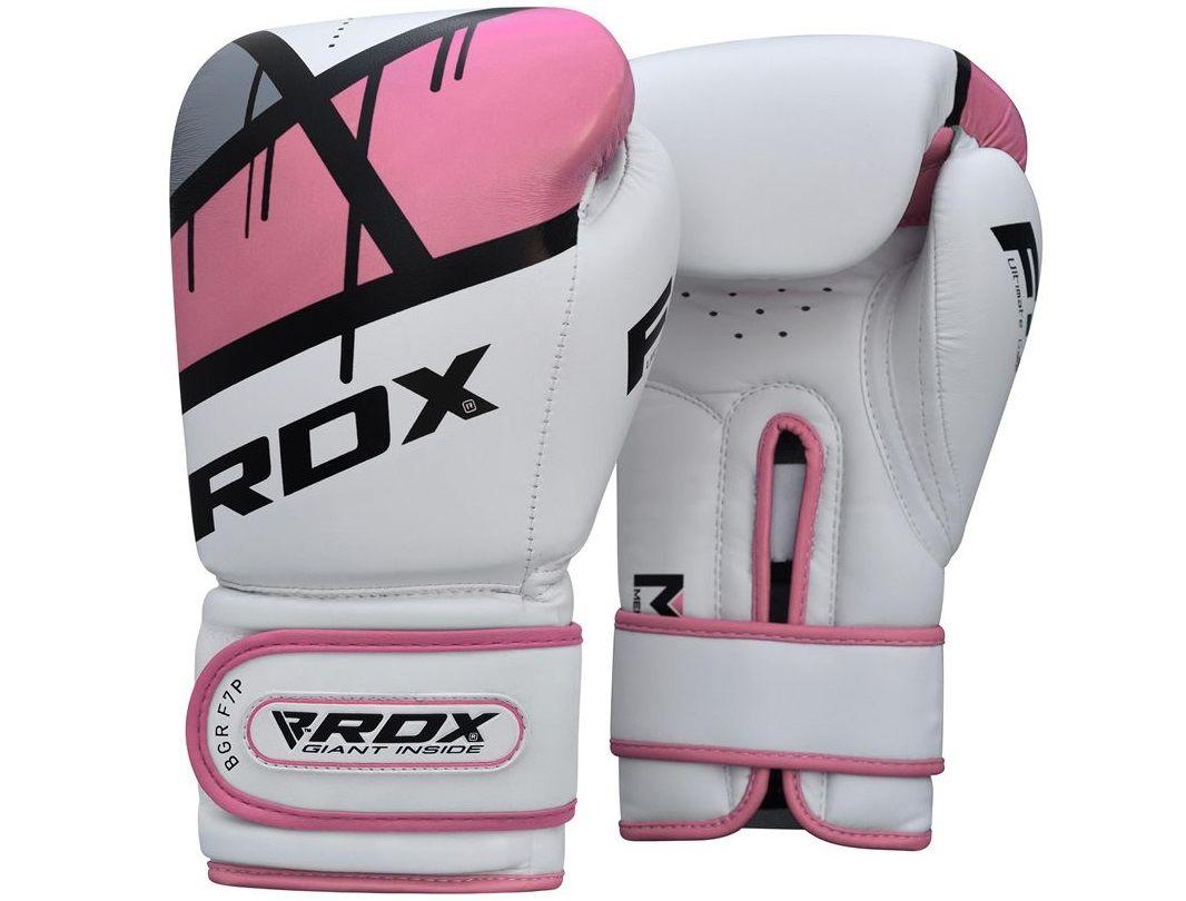 RDX Boxerské rukavice EGO F7 - růžová