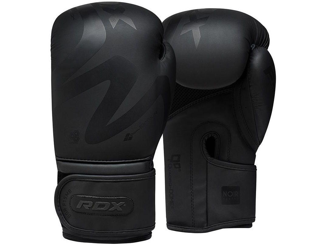 RDX Boxerské rukavice F15 Noir