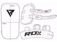 RDX Lapy APR-T1W - bílá (1ks)