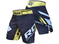 RDX MMA trenky R4 - žlutá