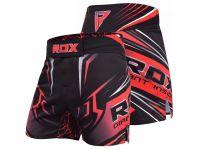 RDX MMA trenky R8 - červená