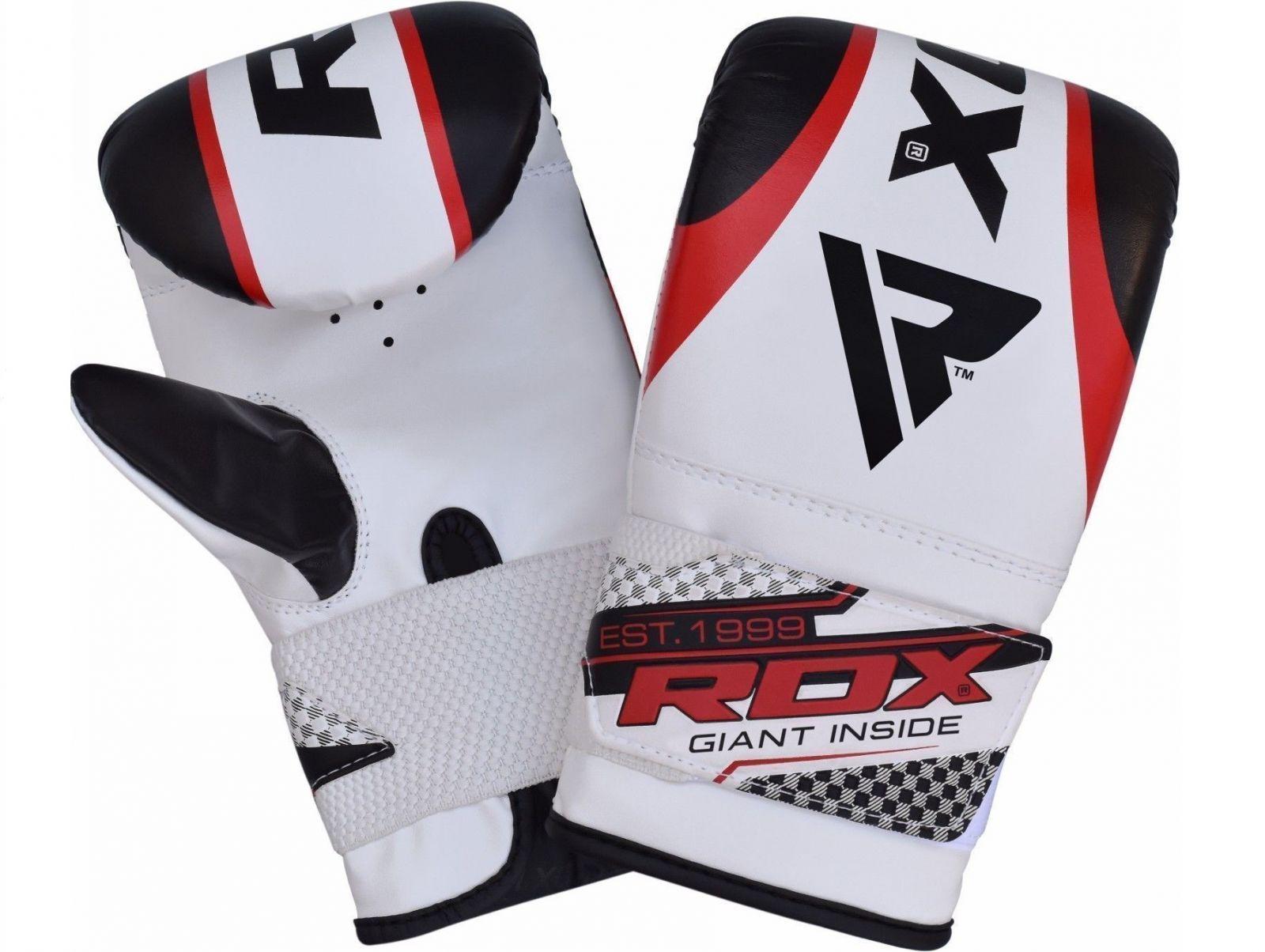 RDX Pytlové rukavice 1G - červená