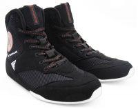 RINGSIDE Boxerské boty Vector - černá/červená RDX