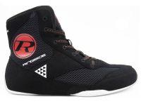 RINGSIDE Boxerské boty Vector - černá/červená