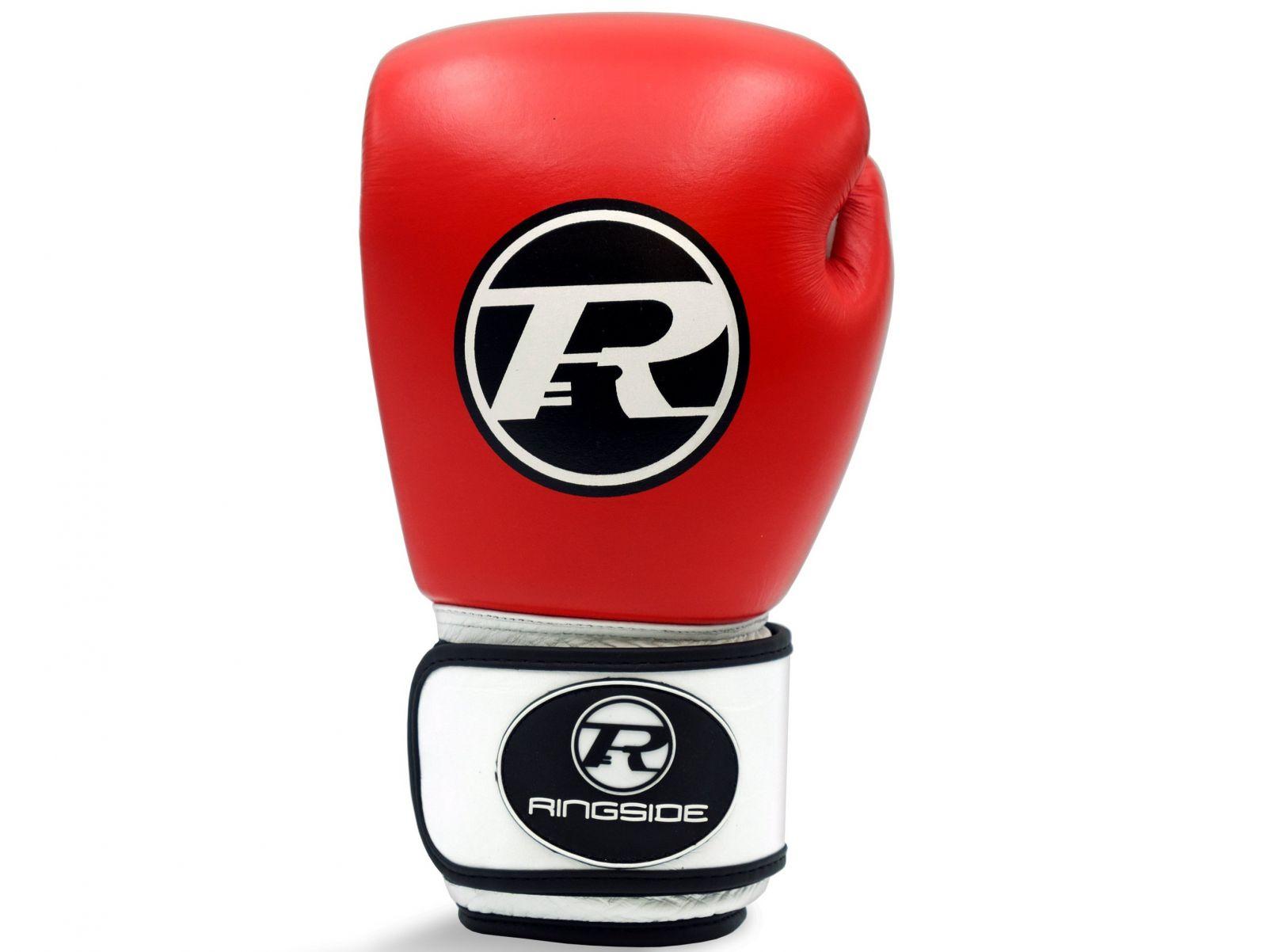 RINGSIDE Boxerské rukavice CLUB (14oz) - červená