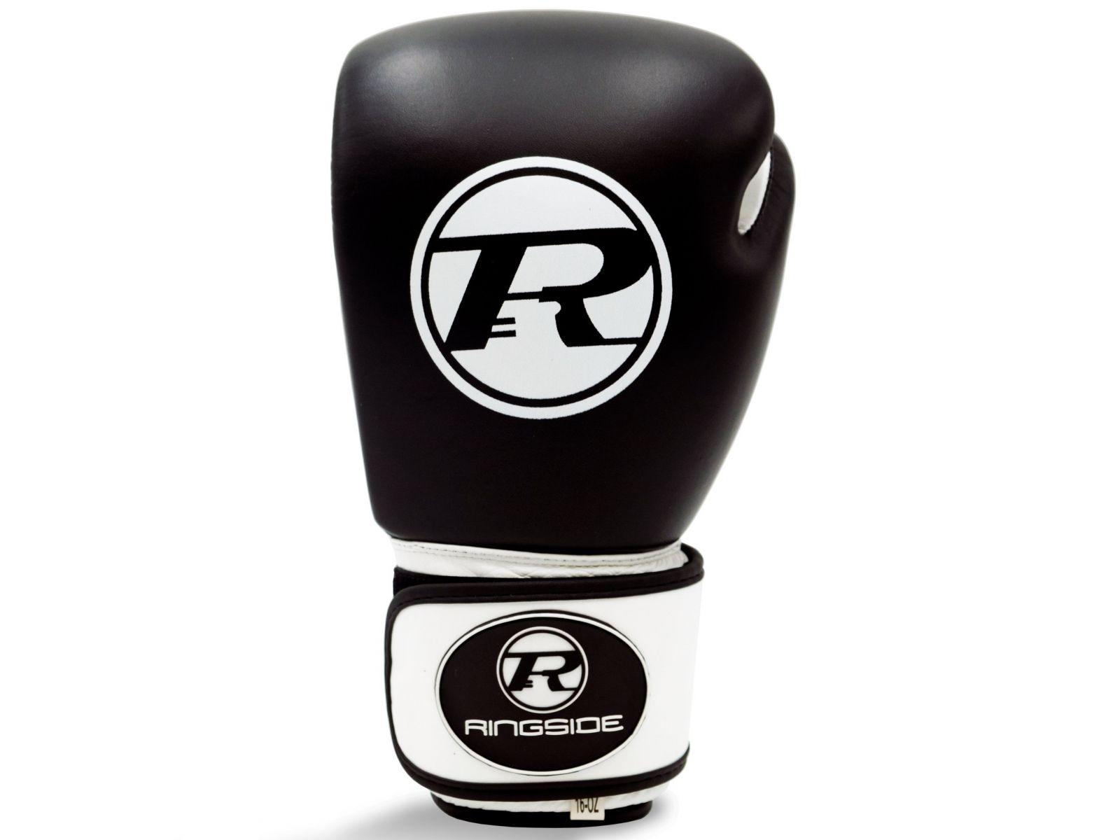 RINGSIDE Boxerské rukavice CLUB (16oz) - černá