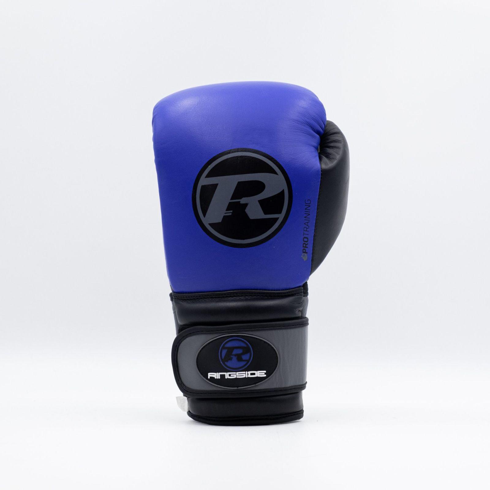 RINGSIDE Boxerské rukavice Pro Training G2 - modrá