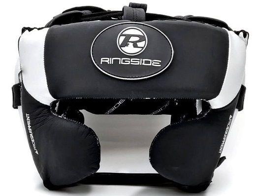 RINGSIDE Helma Pro Equipment Ultra Pro Spar - černá/stříbrná