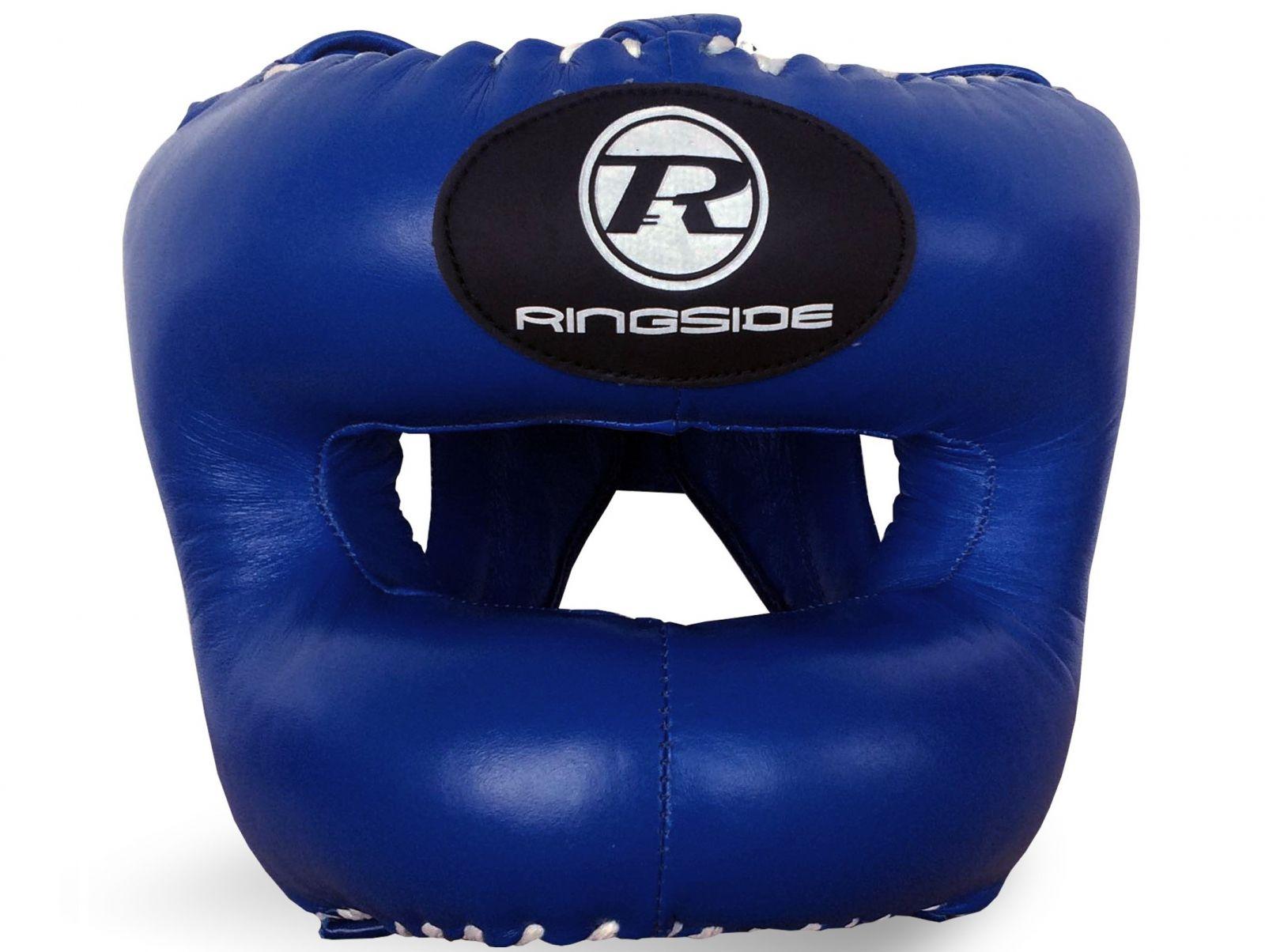 RINGSIDE Helma Pro Training Bar - modrá/bílá