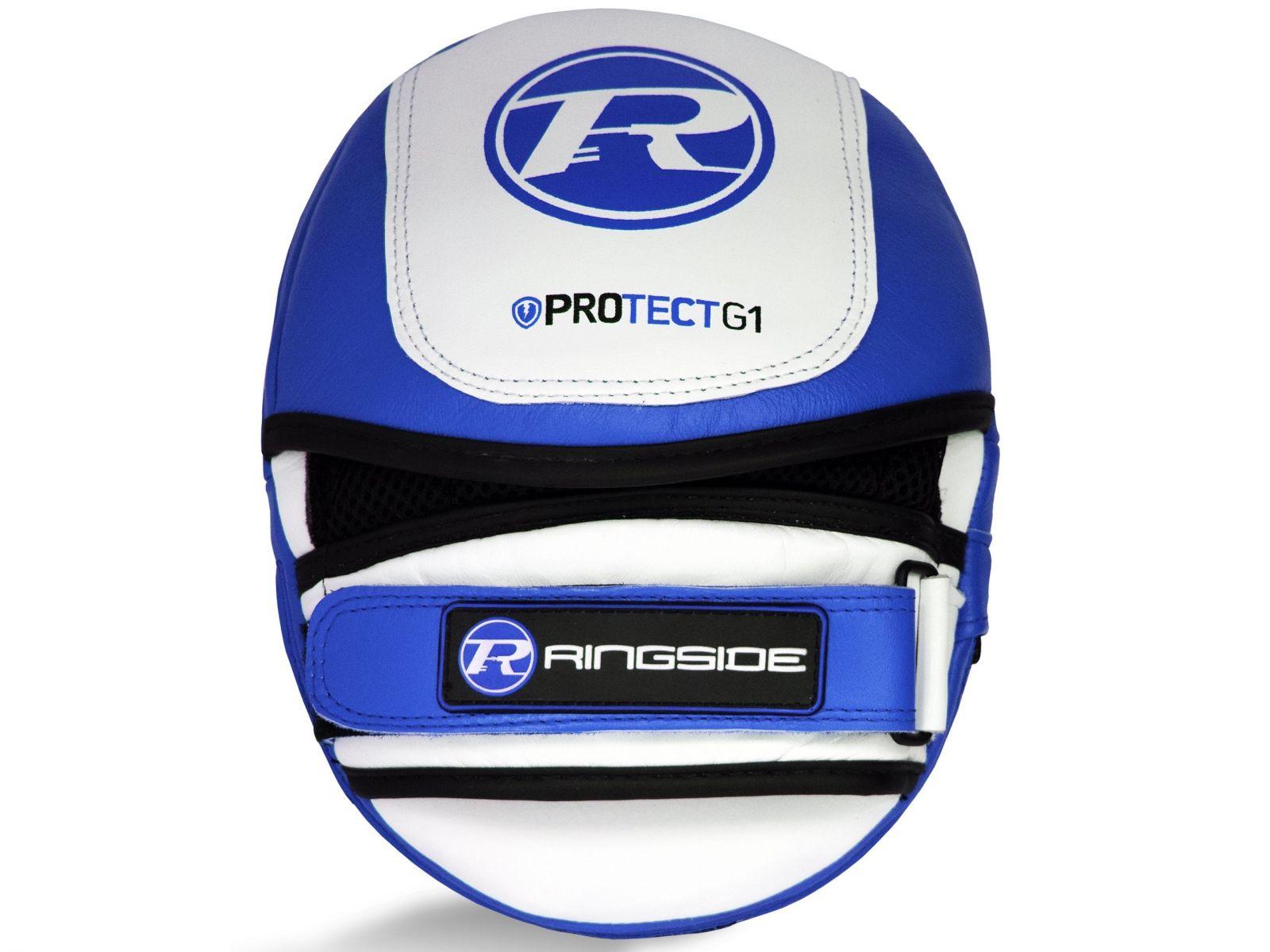 RINGSIDE Lapy Protect G1 Focus - modrá/bílá/černá