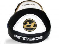 RINGSIDE Lapy Protect G1 Hook & Jab - bílá/černá/zlatá